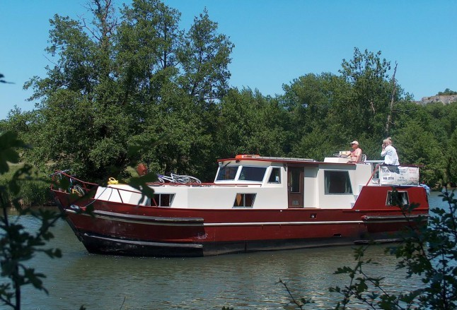 French Canal Amp River 2 Cabin Hire Barges And Boats In
