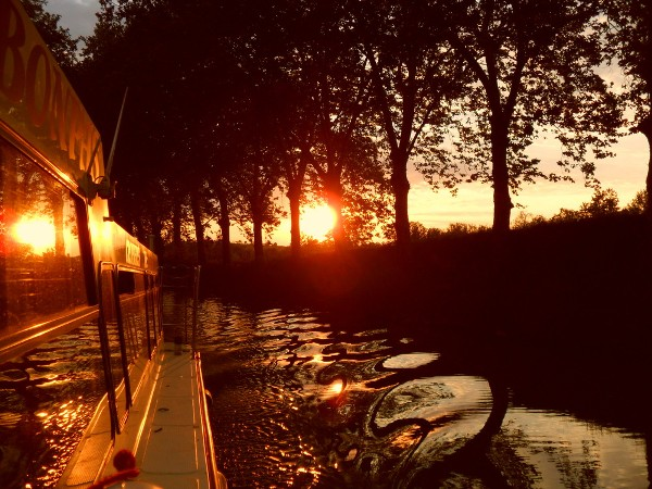Languedoc's Canal du Midi is gorgeous!